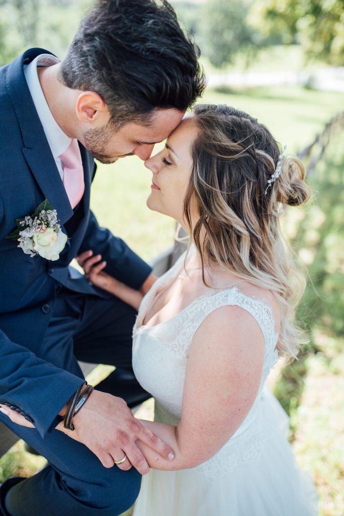 Hochzeit von Daniela und Sebastian im Stift St.Georgen/Kärnten