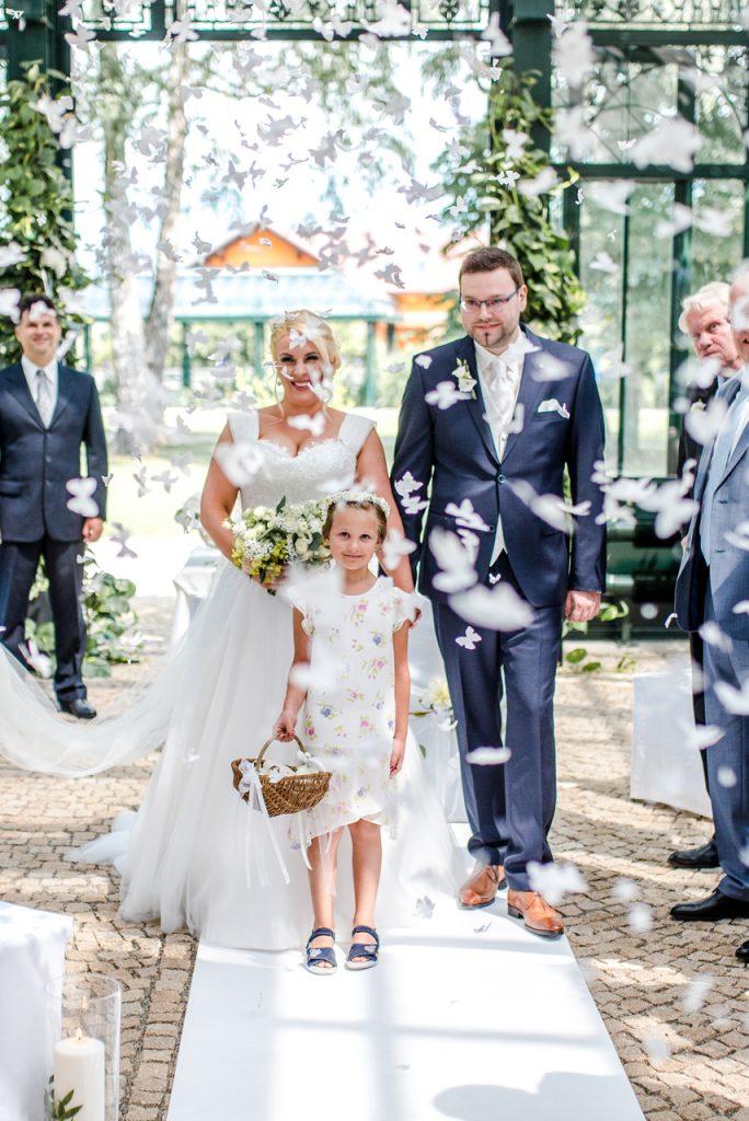 Hochzeit von Katharina und Alexander im G´Schlössl Murtal/Steiermark