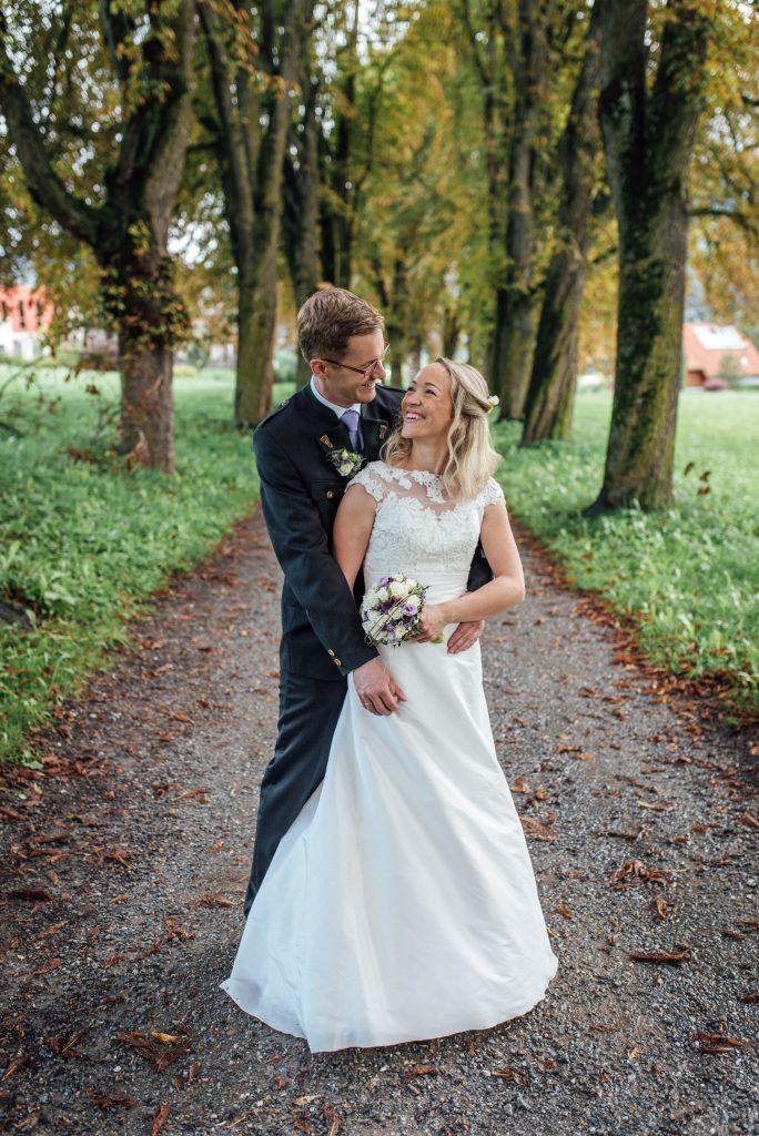 Hochzeit von Birgitta und Ben im Schloss Feistritz/Steiermark
