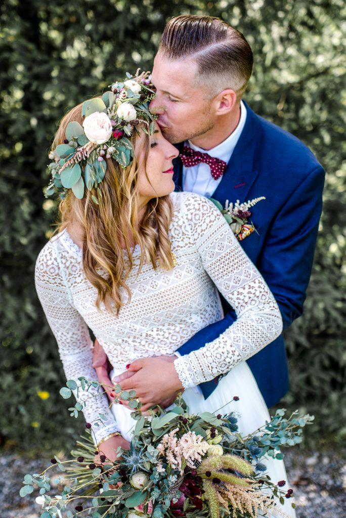 Hochzeit von Veronika und Jens in Kirchberg/Tirol
