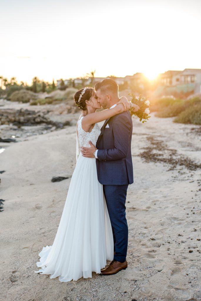 Hochzeit von Lisa und Daniel in Zypern
